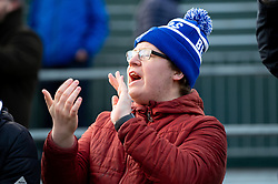 Bristol Bears fans - Mandatory by-line: Dougie Allward/JMP - 01/03/2020 - RUGBY - Recreation Ground - Bath, England - Bath Rugby v Bristol Bears - Gallagher Premiership Rugby