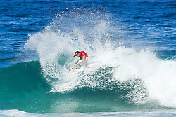 Mick Fanning of Australia will surf in Round Two of the 2017 Billabong Pipe Masters after placing second in Heat 1 of Round One at Pipe, Oahu, Hawaii, USA