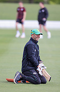 Rob Walter, new head coach of CD. Canterbury vs. Central Districts Day 1, 1st round of the 2021-2022 Plunket Shield cricket competition at Hagley Oval, Christchurch, on Saturday 23rd October 2021.<br /> © Copyright Photo: Martin Hunter/ www.photosport.nz