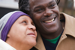 Portrait of couple. Cleared for Mental Health issues.