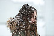 Out in the Snow Storm and I Can't do a Thing with my Hair