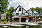 Maidenhead - Windsor - Maidenhead, 31st July 2019, French Bros, Pleasure Boat, Round Trip, <br /> River Thames, Thames Valley, [Mandatory Credit: Peter Spurrier]