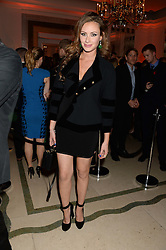 CAMILLA AL FAYED at the Harper???s Bazaar Women of the Year 2013 in association with Estée Lauder, Audemars Piguet and Selfridges & Co. held at Claridge's, Brook Street, London on 5th November 2013.