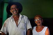 Esmeraldas_MG, Brasil...Casal comunidade rural da Laginha em Esmeraldas, Minas Gerais...A soccer field in the rural community Laginha in Esmeraldas, Minas Gerais. ..Foto: JOAO MARCOS ROSA / NITRO