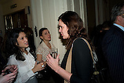 FATIMA BHUTTO; JANINE DE GIOVANNI, Vanity Fair, Baroness Helena Kennedy QC and Henry Porter launch ' The Convention on Modern Liberty'. The Foreign Press Association. Carlton House Terrace. London. 15 January 2009 *** Local Caption *** -DO NOT ARCHIVE-© Copyright Photograph by Dafydd Jones. 248 Clapham Rd. London SW9 0PZ. Tel 0207 820 0771. www.dafjones.com.<br /> FATIMA BHUTTO; JANINE DE GIOVANNI, Vanity Fair, Baroness Helena Kennedy QC and Henry Porter launch ' The Convention on Modern Liberty'. The Foreign Press Association. Carlton House Terrace. London. 15 January 2009