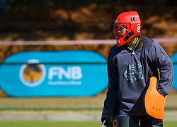 Bianca Duthie of Diocesan School for Girls during day one of the FNB Private Wealth Super 12 Hockey Tournament held at Oranje Meisieskool in Bloemfontein, South Africa on the 6th August 2016<br /> <br /> Photo by:   Frikkie Kapp / Real Time Images