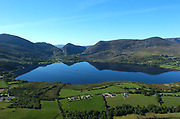 Lough Guitane, Muckross Killarney which supplies all the water needs of Kerry County Council. An auuctioneer is selling Lake House on its shores and claims the new owner will have sole rights to fish and boat on the lake.<br /> Picture by Don MacMonagle