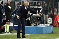 Luciano Spalletti<br /> Cagliari 25-11-2017 Sardegna Arena Football Calcio Serie A 2017/2018 Cagliari - Inter Foto Daniele Buffa / Image / Insidefoto