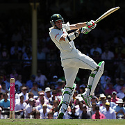 The back drop of the City of Sydney provides a spectacular backdrop to the Sydney Cricket Ground during day two of the third test match between Australia and South Africa at the Sydney Cricket Ground on January 4, 2009 in Sydney, Australia. Photo Tim Clayton