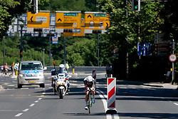 POLANC Jan of KK Radenska at chronometer (17,8km) of Tour de Slovenie 2012, on June 17 2012, in Ljubljana, Slovenia. (Photo by Matic Klansek Velej / Sportida.com)