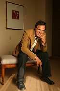 Actor Mark Ruffalo photographed at the St. Regis Hotel in Century City