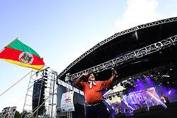 Show do Gaúcho da Fronteira na 38ª Expointer, que ocorrerá entre 29 de agosto e 06 de setembro de 2015 no Parque de Exposições Assis Brasil, em Esteio. FOTO: André Feltes/ Agência Preview
