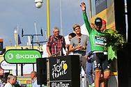 Podium, Peter Sagan (SVK - Bora - Hansgrohe) during the Tour de France 2018, Stage 4, Team Time Trial, La Baule - Sarzeau (195 km) on July 10th, 2018 - Photo Kei Tsuji / BettiniPhoto / ProSportsImages / DPPI