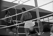 Ali vs Lewis Boxing at Croke Park.19/07/1972