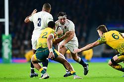 Jamie George of England - Mandatory by-line: Dougie Allward/JMP - 24/11/2018 - RUGBY - Twickenham Stadium - London, England - England v Australia - Quilter Internationals