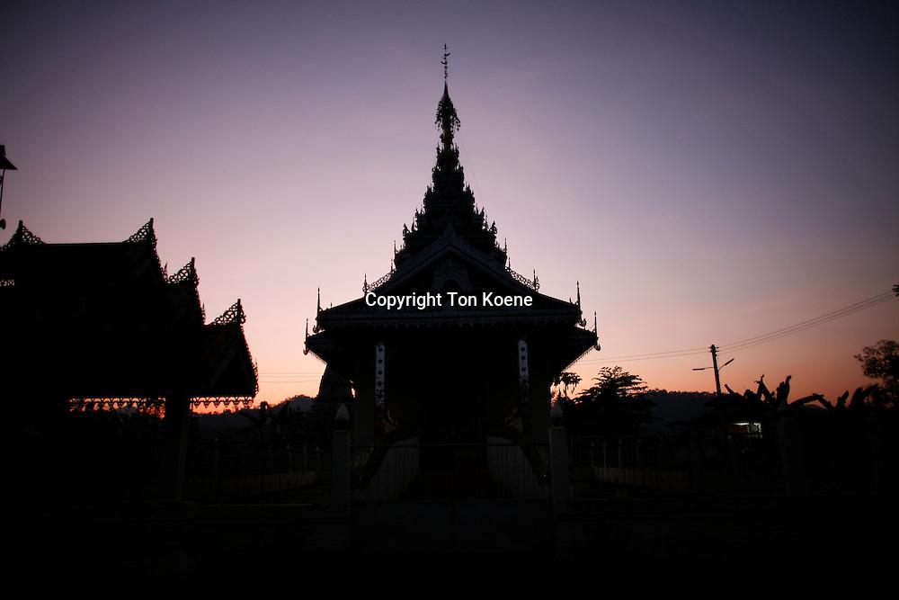 buddha temple in thailand