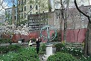 Sir Winston Churchill Square, West Village, New York