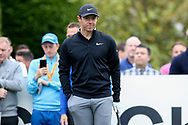 Rory Mcllroy during the Celebrity Pro-Am day at Wentworth Club, Virginia Water, United Kingdom on 23 May 2018. Picture by Phil Duncan.