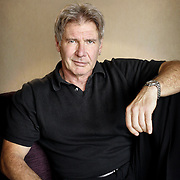 Actor Harrison Ford at Intercontinental Hotel in Sydney to promote his new latest film Firewall, and its Australian premiere. <br /> Pic. Chris Hyde <br /> Pic. Hyde Chris