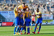Exeter City v Mansfield Town 300319
