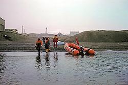 Launch Along Barrow Beach