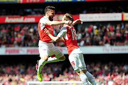 - Mandatory by-line: Dougie Allward/JMP - 15/05/2016 - FOOTBALL - Emirates Stadium - London, England - Arsenal v Aston Villa - Barclays Premier League