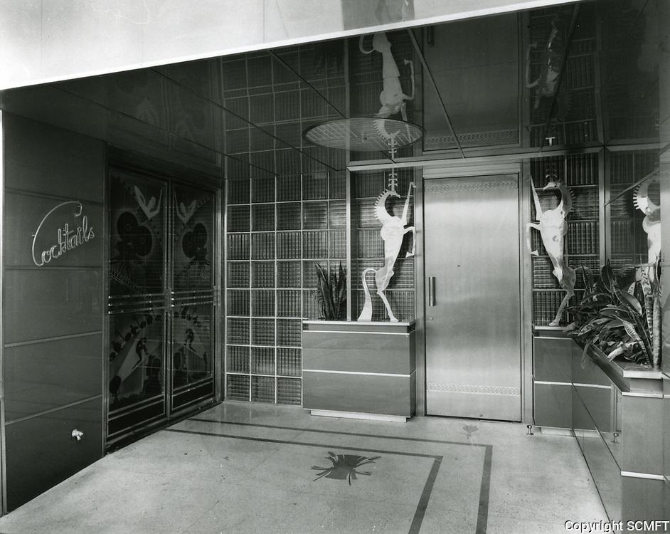 1938 The It Cafe on Vine St.