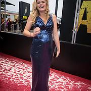 NLD/Amsterdam/20140508 - Wereldpremiere Musical Anne, Nicolette  van Dam