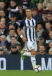 Kieran Gibbs of West Bromwich Albion - Mandatory by-line: Paul Roberts/JMP - 16/09/2017 - FOOTBALL - The Hawthorns - West Bromwich, England - West Bromwich Albion v West Ham United - Premier League