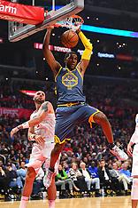 Warriors v Clippers - 12 Nov 2018