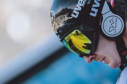 31.12.2020, Olympiaschanze, Garmisch Partenkirchen, GER, FIS Weltcup Skisprung, Vierschanzentournee, Garmisch Partenkirchen, Qualifikation, Herren, im Bild Markus Schiffner (AUT) // Markus Schiffner of Austria during qualification jump of men's Four Hills Tournament of FIS Ski Jumping World Cup at the Olympiaschanze in Garmisch Partenkirchen, Germany on 2020/12/31. EXPA Pictures © 2020, PhotoCredit: EXPA/ JFK