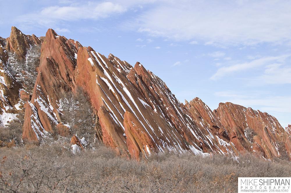 Colorado, Douglas County, Littleton, Roxborough State Park