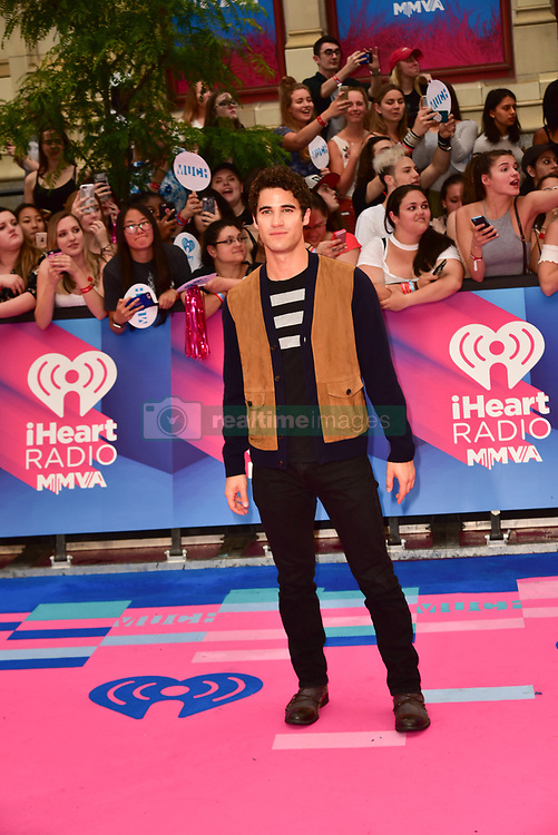 June 18, 2017 - Toronto, Ontario, Canada - DARREN CRISS arrives at the 2017 iHeartRADIO MuchMusic Video Awards at MuchMusic HQ on June 18, 2017 in Toronto (Credit Image: © Igor Vidyashev via ZUMA Wire)
