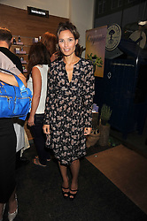 SHEHERAZADE GOLDSMITH at the Natural Beauty Honours 2008 hosted by Neal's Yard Remedies, 124b King's Road, London SW3 on 4th September 2008.<br /> <br /> NON EXCLUSIVE - WORLD RIGHTS