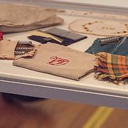 NLD/Amsterdam/20181003 - Koning opent tentoonstelling 1001 vrouwen in de 20ste eeuw, accesoires uit de tentoonstelling