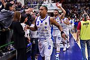 Tyrus McGee<br /> Banco di Sardegna Dinamo Sassari - Virtus Segafredo Bologna<br /> LBA Serie A Postemobile 2018-2019<br /> Sassari, 31/03/2019<br /> Foto L.Canu / Ciamillo-Castoria