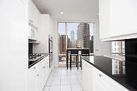 Kitchen at 1 Central Park West