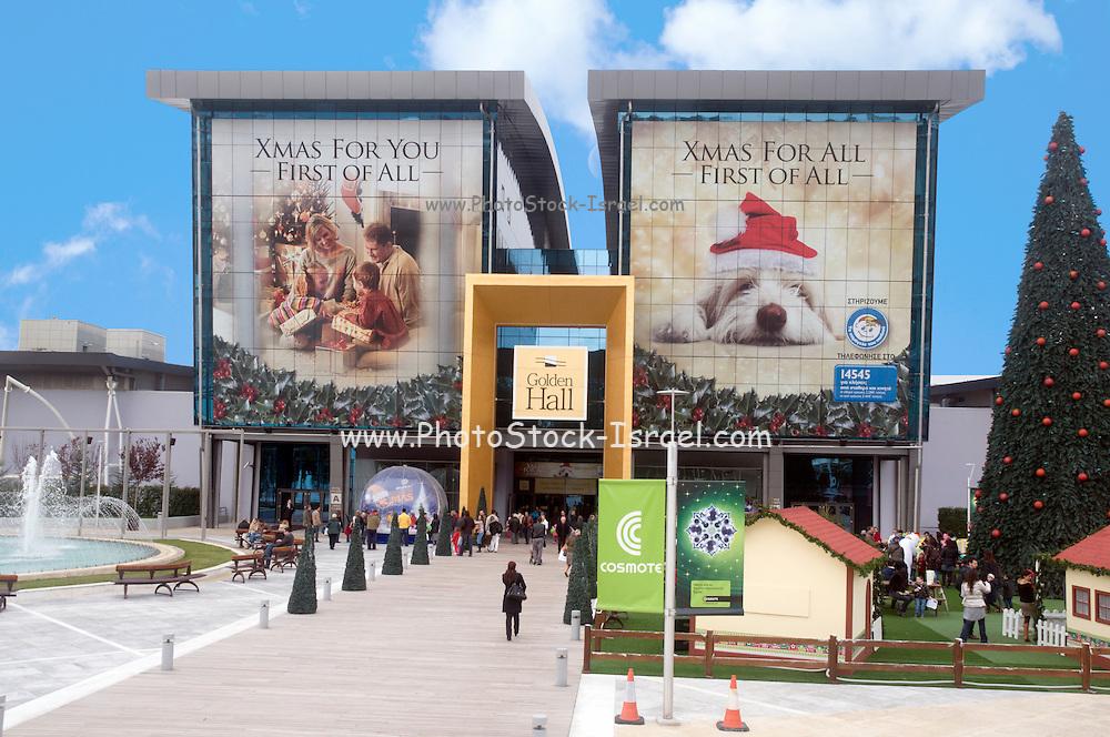 Golden Hall Mall, Athens, Greece