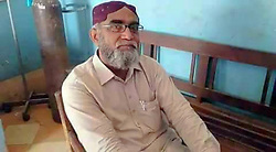 June 8, 2017 - SINDH, PAKISTAN - SINDH, PAKISTAN - JUNE, 01, 2017: The accused Dr. Jaam Kunbhar, a medical superintendent, at Civil Hospital pictured after being arrested by police at Umerkot police station in the Sindh area of Pakistan.....Irfan Masih, 28, a manual scavenger, fell unconscious while cleaning an 18 ft deep manhole last Thursday. Family members of Irfan claim that he kept gasping for breath and in spite of continuous requests from them, the doctors denied treatment to his sludge-covered body. He died 90 minutes after he was denied treatment. The other three workers who tried to rescue him were rushed to different hospitals in Hyderabad and Karachi, their condition is reported to be critical.....Pictures supplied by: Cover Asia Press (Credit Image: © Cover Asia Press/Cover Asia via ZUMA Press)