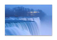Niagara Falls, New York State, USA, Ontario, Canada