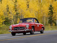 085- 1959 Mercedes Benz 190 SL Rdst