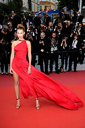 Bella Hadid attending the Pain and Glory Premiere as part of the Cannes 72nd Film Festival in France