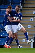 Chesterfield v Colchester United 140415