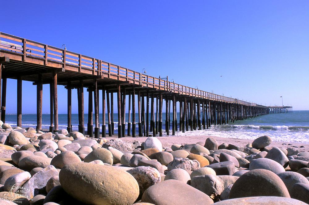 Ventura Pier, Ventura County, California (CC)