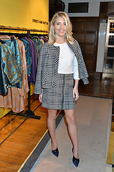 MOLLIE KING at an exclusive out of hours shopping evening 'Gifts for Goddesses' hosted by Mollie King in aid of mothers2mothers held at Liberty, Regent Street, London on 2nd March 2016.