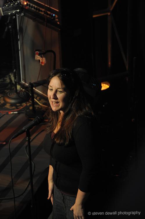 KEXP DJ, Cheryl Waters announces Andrew Bird at KEXP Live at Me Studio during SXSW