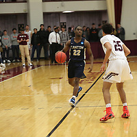 Men's Basketball: Springfield College Pride vs. State University of New York at Canton Kangaroos