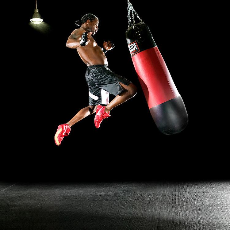 Boxing MMA UFC