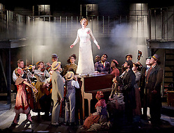Ragtime <br /> Book by Terrence Mcnally <br /> Music by Stephen Flaherty <br /> Lyrics by Lynn Ahrens<br /> at Charing Cross Theatre <br /> Press photocall<br /> 14th October 2016<br /> directed by Thom Sutherland <br /> <br /> Simon Anthony <br /> as Willie Conklin<br /> <br /> Bernadette Bangura as Brigit <br /> <br /> Anthony Cable as Grandfather <br /> <br /> Earl Carpenter as Father <br /> <br /> Anita Louise Combe <br /> as Mother <br /> <br /> Valerie Cutko as Emma Goldman <br /> <br /> Christopher Dickins as Henry Houdini <br /> <br /> Nolan Frederick as Booker T Washington <br /> <br /> Tom Giles as Henry Ford<br /> <br /> Joanna Hickman as Evelyn Nesbitt <br /> <br /> James Mack as Harry K Thaw <br /> <br /> Ako Mitchell as Coalhouse Walker Jr <br /> <br /> Seyi Omooba as Sarah's Friend <br /> <br /> Kate Robson-Stuart as Kathleen <br /> <br /> Jennifer Saayeng as Sarah <br /> <br /> Jonathan Stewart as Younger Brother <br /> <br /> Riya Vyas as Little Girl <br /> <br /> Ethan Quinn as Little Boy <br />  <br /> <br /> Photograph by Elliott Franks <br /> Image licensed to Elliott Franks Photography Services