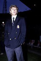 Fotball<br /> Arsene Wenger Monaco<br /> Foto: DPPI/Digitalsport<br /> NORWAY ONLY<br /> <br /> FOOTBALL - UEFA CUP WINNER'S CUP 1991/1992 - 1/2 FINAL - 2ND LEG - FEYENOORD ROTTERDAM v AS MONACO - 15/04/1992 - ARSENE WENGER (MONACO COACH)